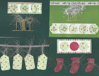 Xmas cards Alice Yuen