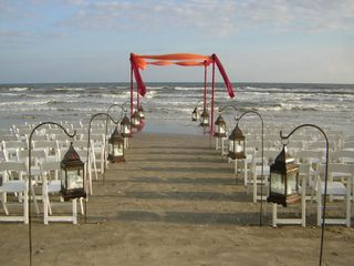 Wedding Canopy Beach
