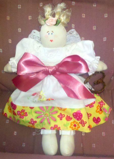 New Garden Angel Doll2