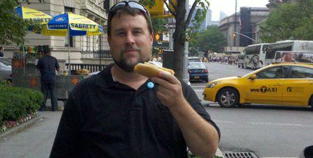 Brett NY Hotdog