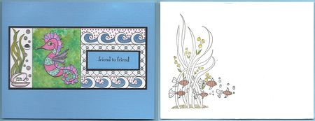 Card & Envie by Deb