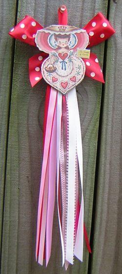 Ribbon doll