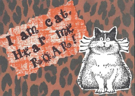 I am cat ATC