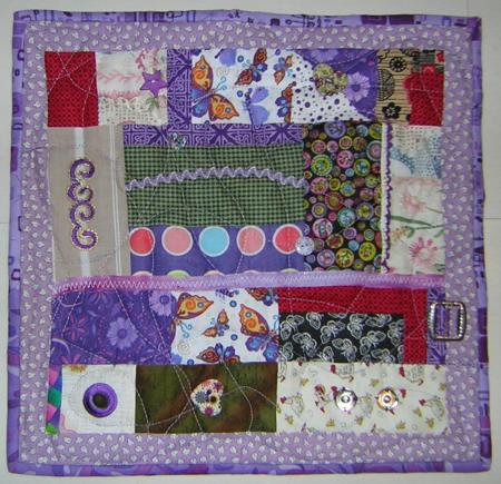 Art Quilt Challenge