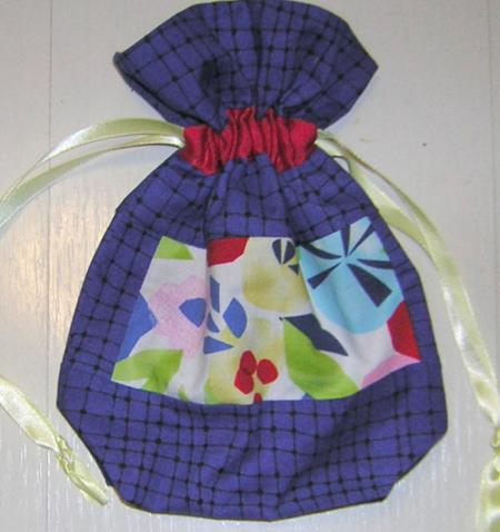 Mystery Fabric bag