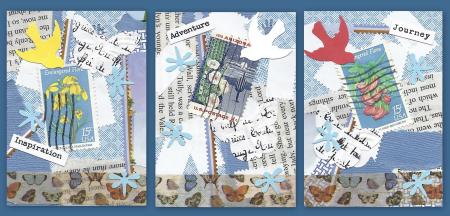 Stamp ATC Jam