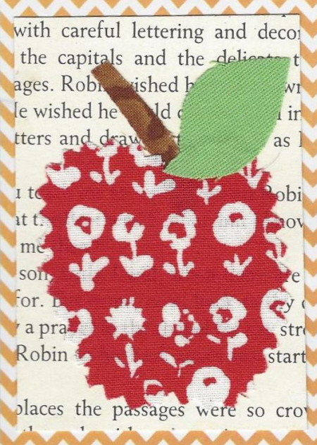Fabric apple atc